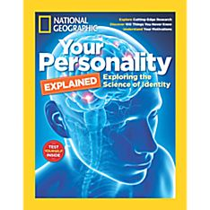 National Geographic Your Personality Explained Special Issue