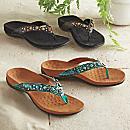 Snake Charmer Travel Sandals