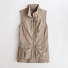 Cloth Vest with Pockets