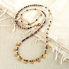 Handcrafted Thai Jasper Necklace