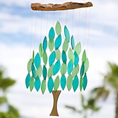 Handcrafted Tree of Life Wind Chime