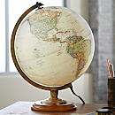 Adams Illuminated Globe