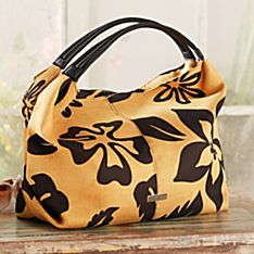 Tuscan Floral Bag