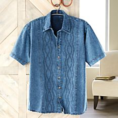 Peruvian Denim Shirt
