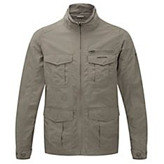 Imported Men's Nosilife Zip-Front Travel Jacket