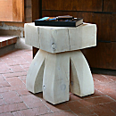 New Mexico Pine Side Table