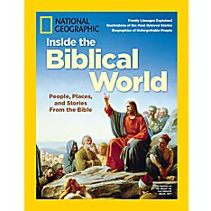 National Geographic Inside the Biblical World Special Issue