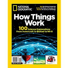 National Geographic How Things Work Special Issue