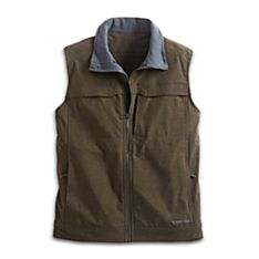 15-Pocket Comfort Travel Vest