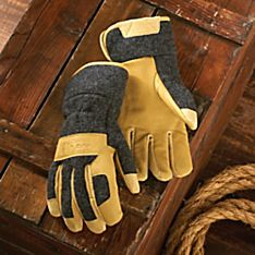 Wool-lined Expedition Gloves