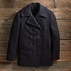 U.S. Navy Wool Peacoat