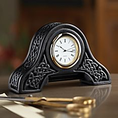Celtic Turf Clock