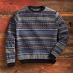 Inca Aribalo Alpaca Sweater
