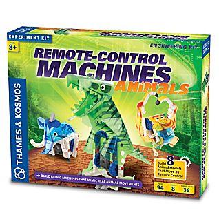 remote machine animals