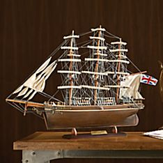 Cutty Sark Historic Ship Model