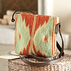 Papaloapan River Cross-body Bag