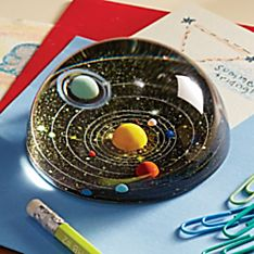 Cosmic Paperweight