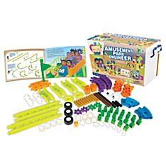 Kids First Amusement Park Engineer Kit, Ages 3+