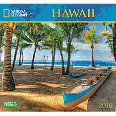 2016Hawaii Wall Calendar - 1554568595