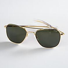 Authentic Aviator Sunglasses - Polarized