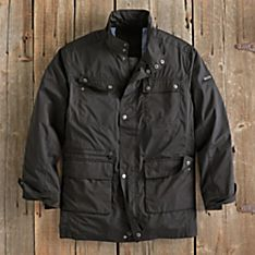 Continental Travel Jacket