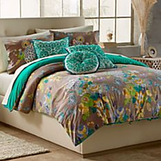 Rajasthani Peacock Bedding Set