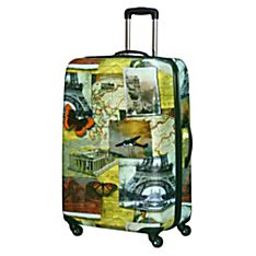 National Geographic Explorer 24-inch Collage Luggage