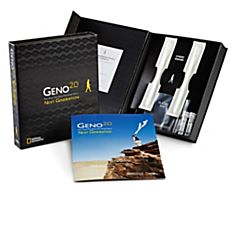 Geno 2.0 Next Generation Genographic Project Participation and DNA Ancestry Kit, Europe & Australia Delivery