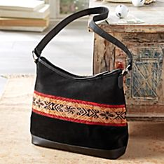 Cochabamba Leather Bag