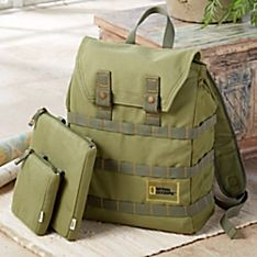 National Geographic Desert Backpack