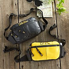 National Geographic Logo Hip Pack
