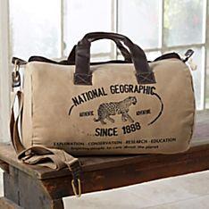 National Geographic Cheetah Duffel Bag