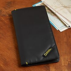 National Geographic Passport Wallet