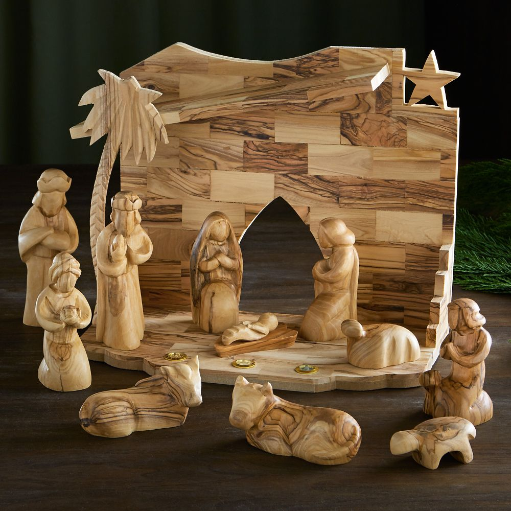 gift of kings nativity national geographic store