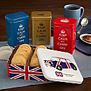 Keep Calm and Carry On British Tea Set