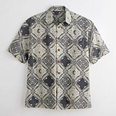Yogyakarta Batik Shirt