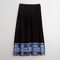 Jaipur Blue Pottery Skirt