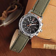 Intelligent Quartz Compass Watch