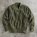USAAF A-1 Mechanic Cotton Sweater