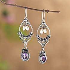 Balinese Kirana Earrings