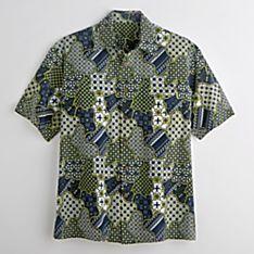 Pekalongan Batik Shirt