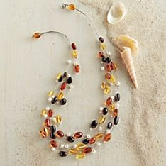 Palanga Amber Necklace