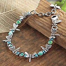 Dragonfly Good Luck Bracelet