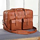 Cochabamba Leather Carryall