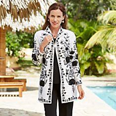 Mughal Silk Jacket