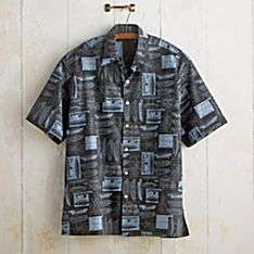 Hawaiian Mariner Shirt
