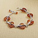Beloved Baltic Amber Bracelet