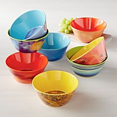 Planet Bowls - Set of 8