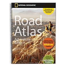 Road Atlas Travel Maps