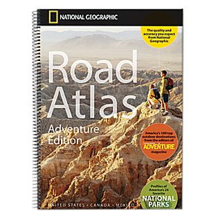 View National Geographic Road Atlas image